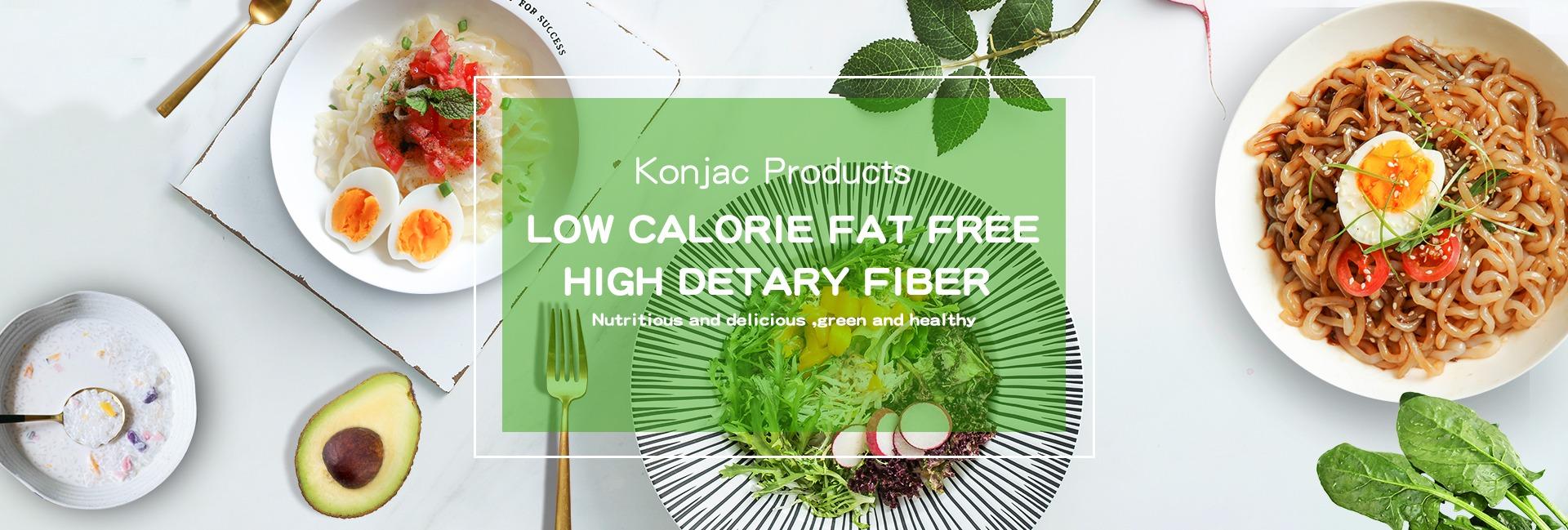 low calorie noodles