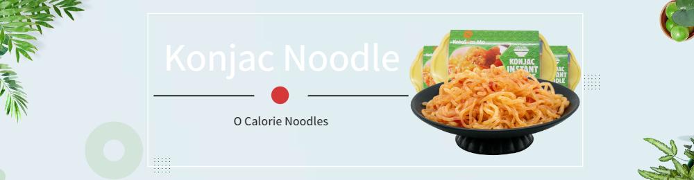 Konjac Instant Noodle